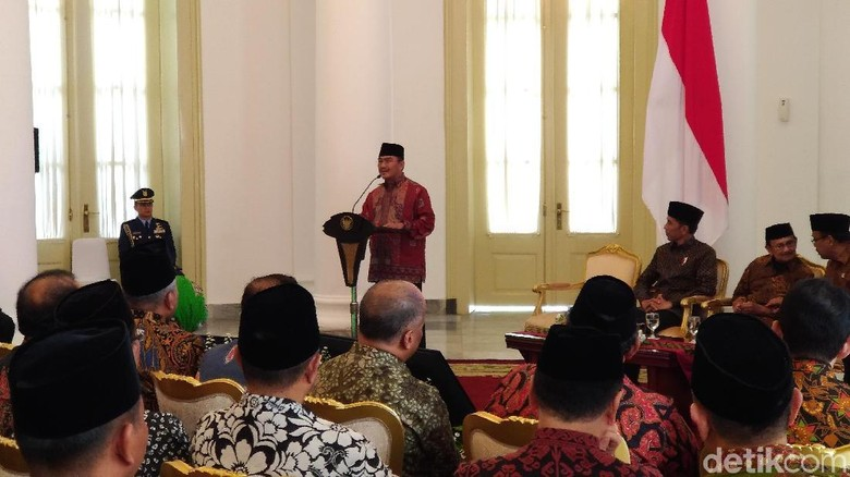 ICMI Dukung Jokowi Jadi Presiden 2 Periode