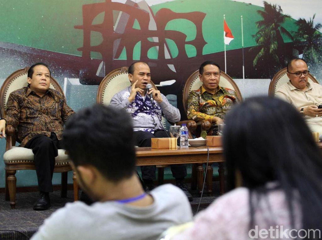 Zainudin Amali Ungkap Kriteria Pengganti Novanto di Golkar dan DPR