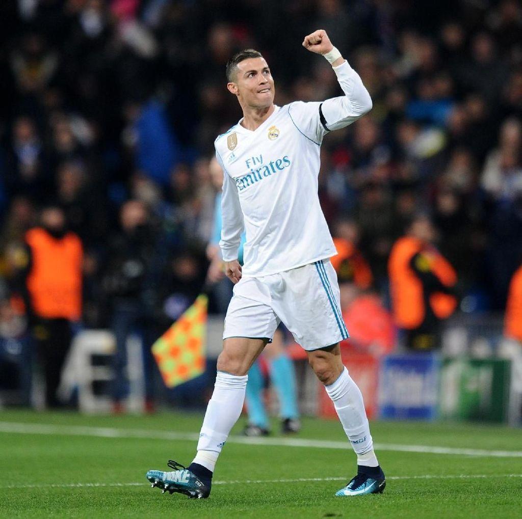Ronaldo Menangi Ballon dOr 2017