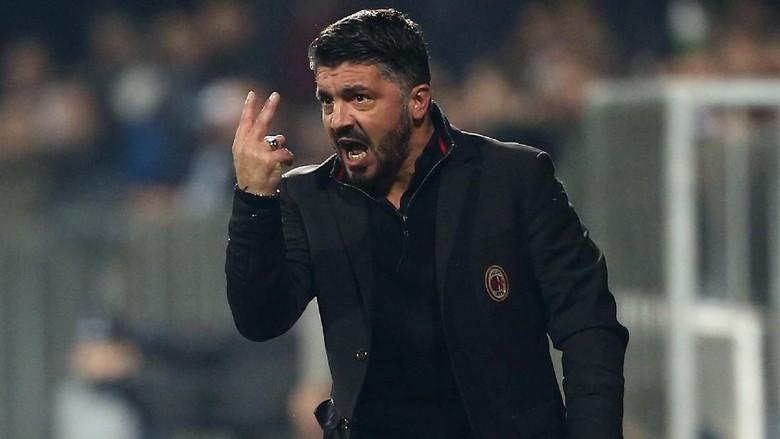 Gattuso: Milan Memalukan, Harus Segera Ubah Mentalitas