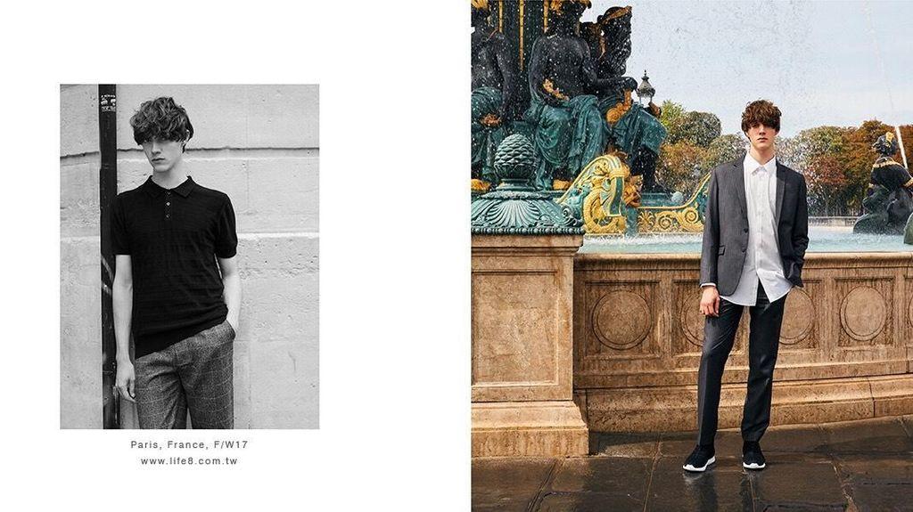 Mengenal Life8, Brand Sepatu Pria Pertama di Asia