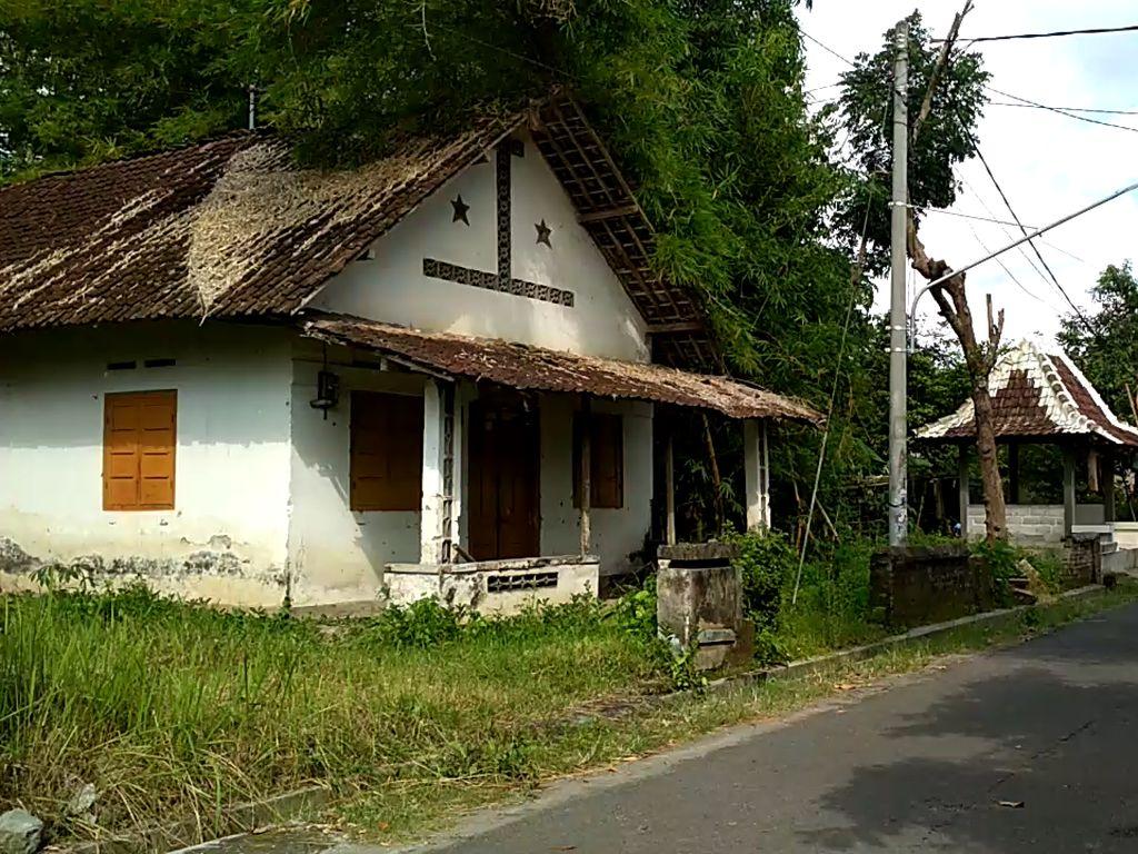 Rumah di Blitar yang Diviralkan Berhantu akan Dibongkar
