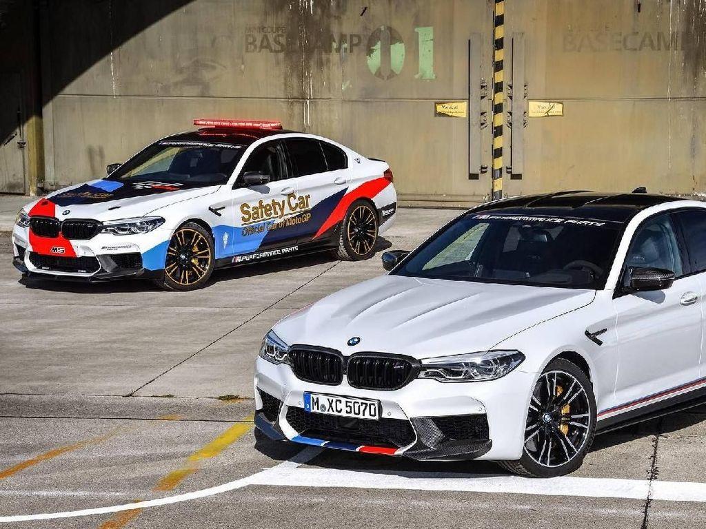 Sudah 20 Tahun BMW Jadi Safety Car MotoGP