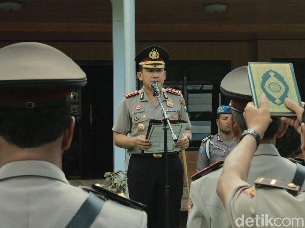 Pesan untuk Polisi di Kota Blitar Agar Mengimbangi Zaman Now