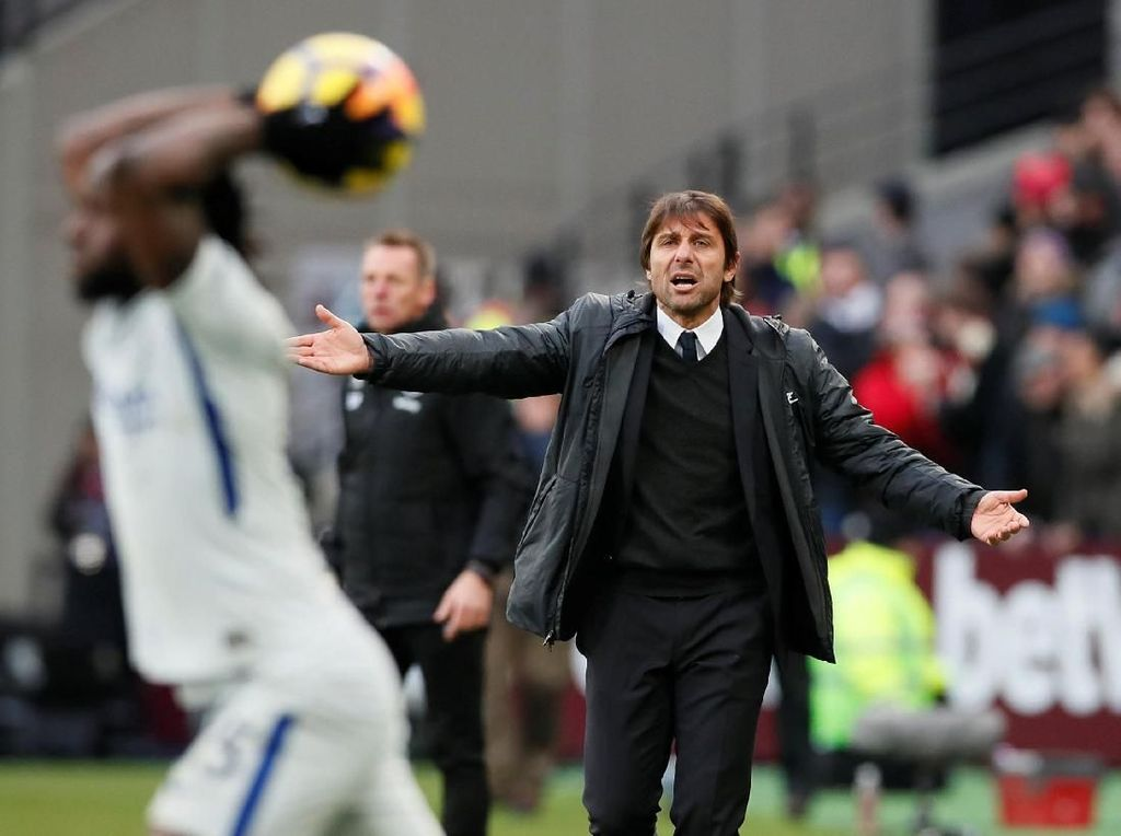 Conte: Chelsea Kelelahan
