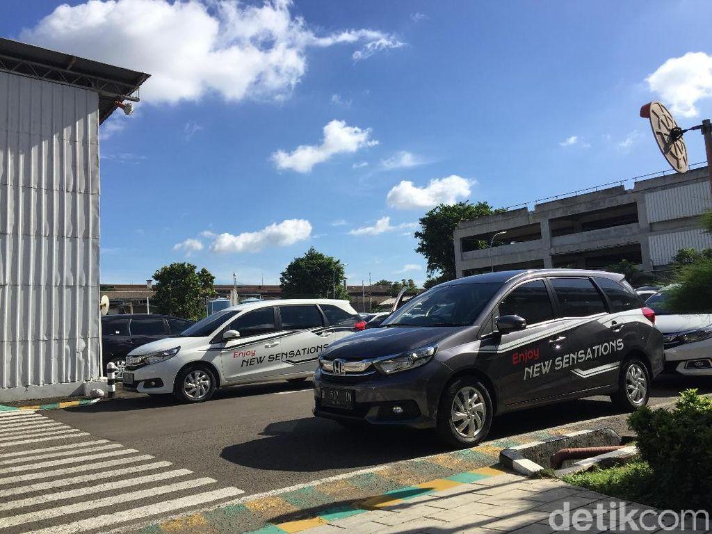 78.862 Unit Honda Mobil di Jatim, Bali dan NTB Di-recall