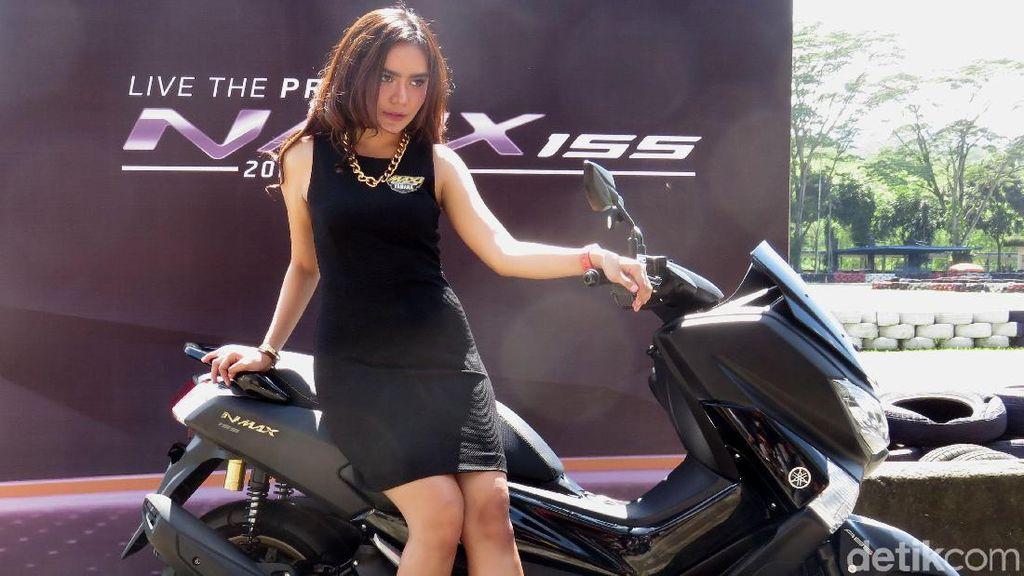 Yamaha: Suspensi Tabung, Nmax Lebih Asyik Buat Touring Jauh