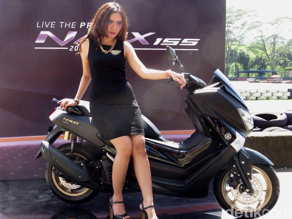 Yamaha Luncurkan Nmax Model Baru