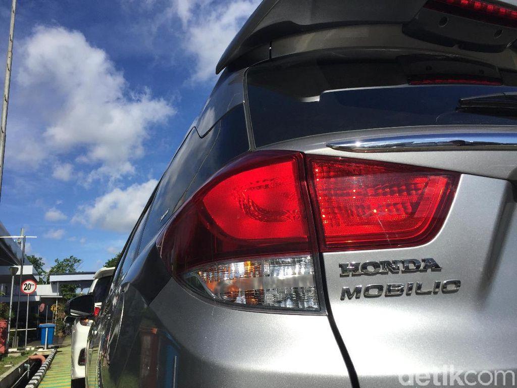 Hadapi Avanza dan Xpander, Honda Belum Berencana Permak Mobilio