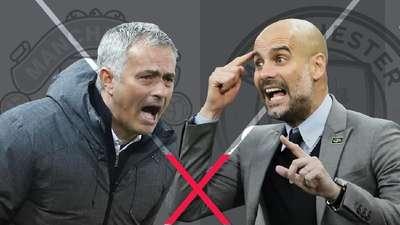 Jose Mourinho vs Pep Guardiola Edisi ke-20