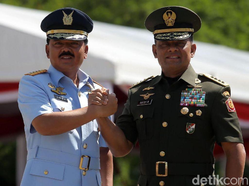 Rencana Jenderal Gatot: Umrah dan Temui Panglima Militer ASEAN