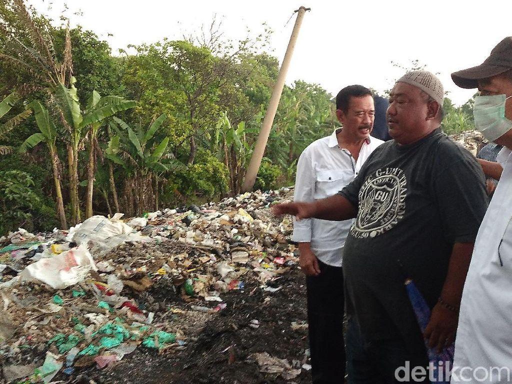 Limbah Medis Cirebon, Demiz Minta Pengusaha Rongsok Nakal Ditindak