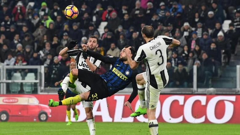 Melihat Lagi 5 Derby dItalia Terakhir