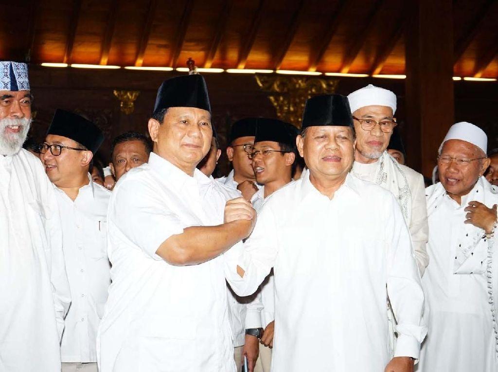 Prabowo Bakal Lobi untuk Usung Sudrajat, PAN: Masih Kami Rangkai