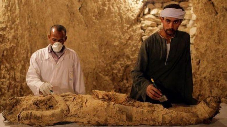 Makam Kuno Kerajaan Mesir dari 3.500 Tahun Lalu Ditemukan di Luxor