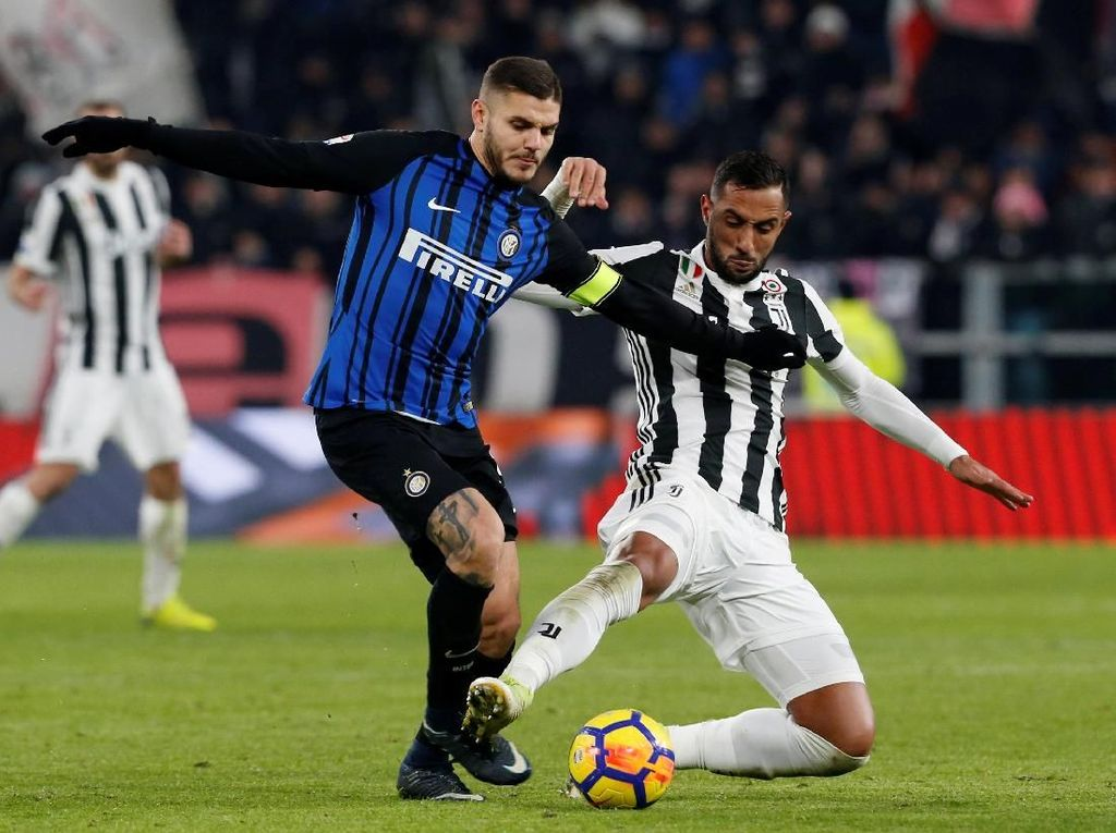 Derby dItalia, Laga Level Bintang Lima untuk Juve