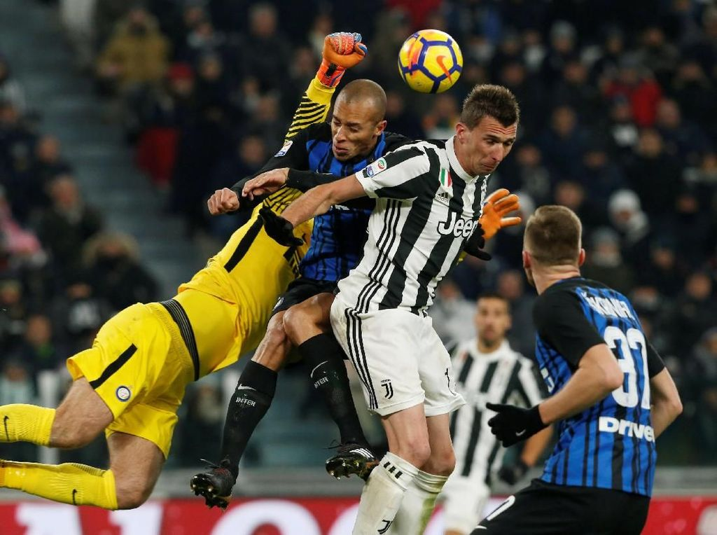 WAGs yang Kian Memanaskan Duel Inter vs Juventus