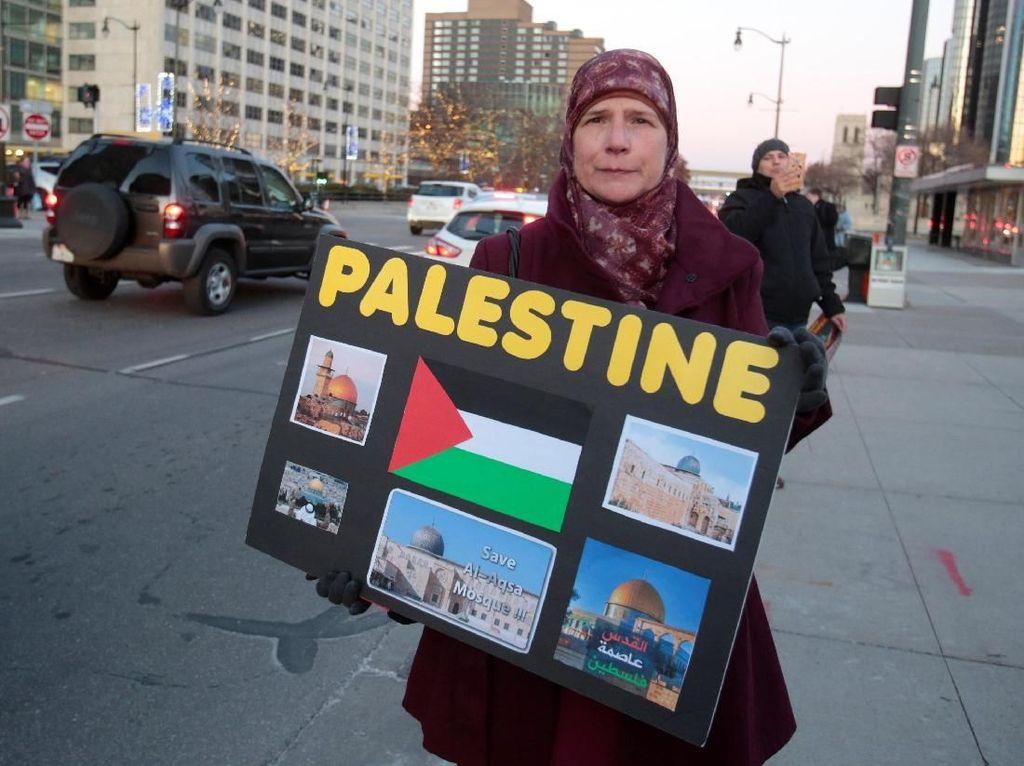 Turki Minta Dunia Akui Yerusalem Timur sebagai Ibu Kota Palestina
