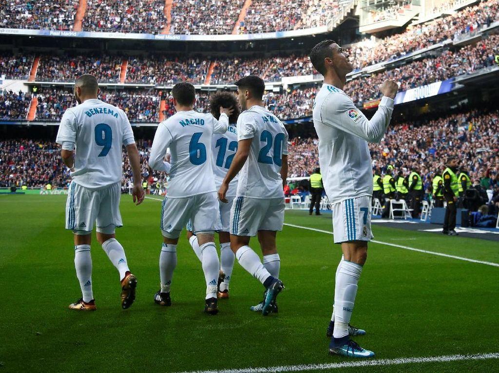 Usai Raih Ballon dOr, Ronaldo Tajam Lagi di La Liga
