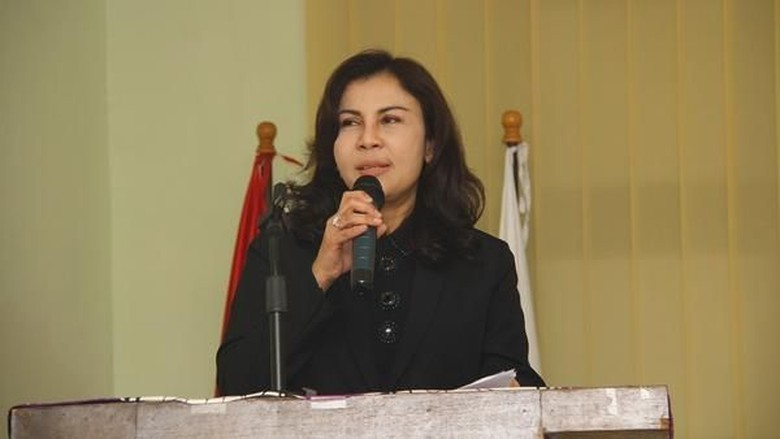 MA Nilai Istri Nurhadi Pantas Jadi Staf Ahli Menteri