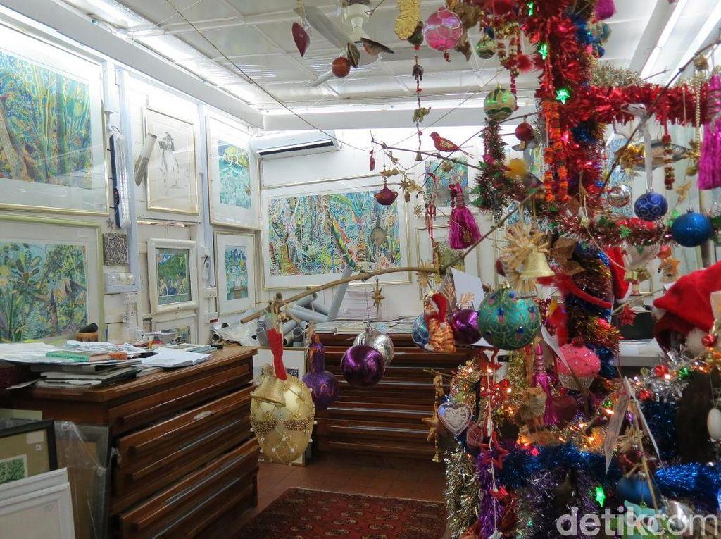 Foto: Seperti Apa Galeri Seni Paling Terkenal di Seychelles?