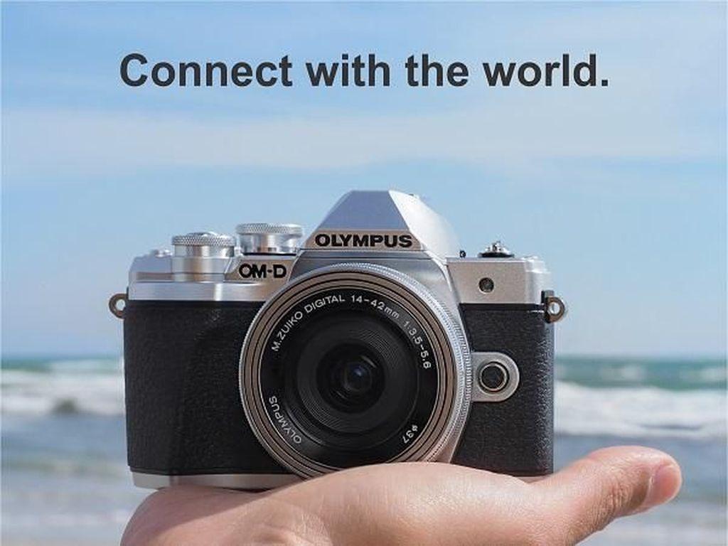 Olympus Bicara Kelanjutan Bisnis Kameranya di Indonesia