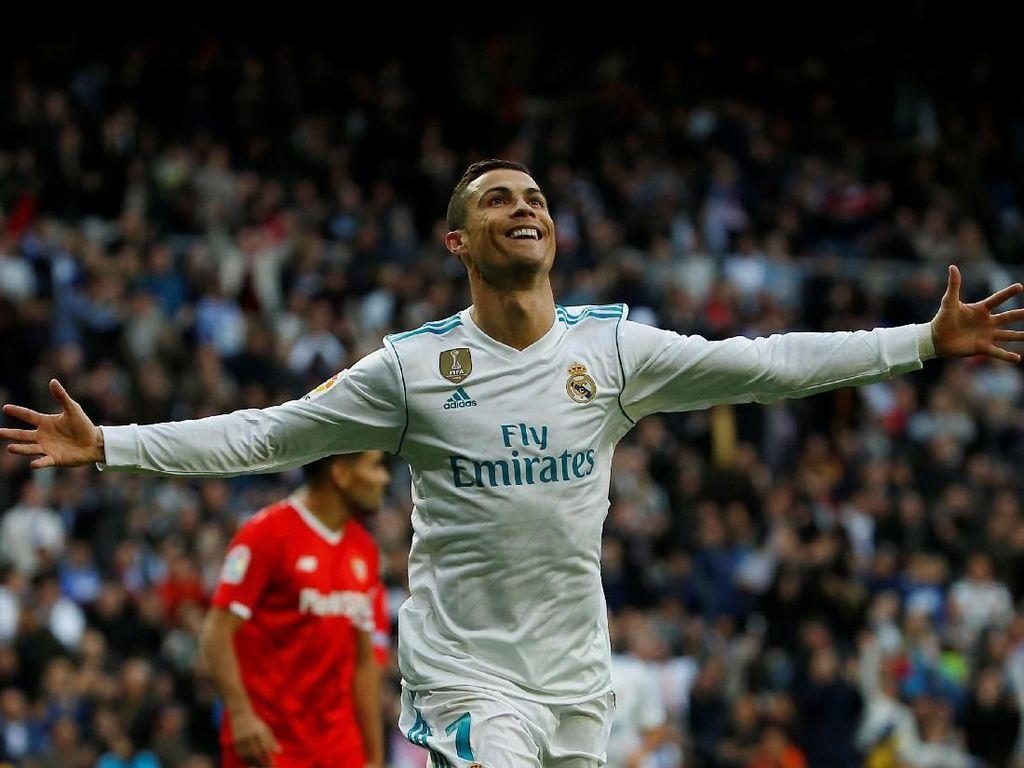 Marcelo Puji Ronaldo yang Masih Lapar Kemenangan