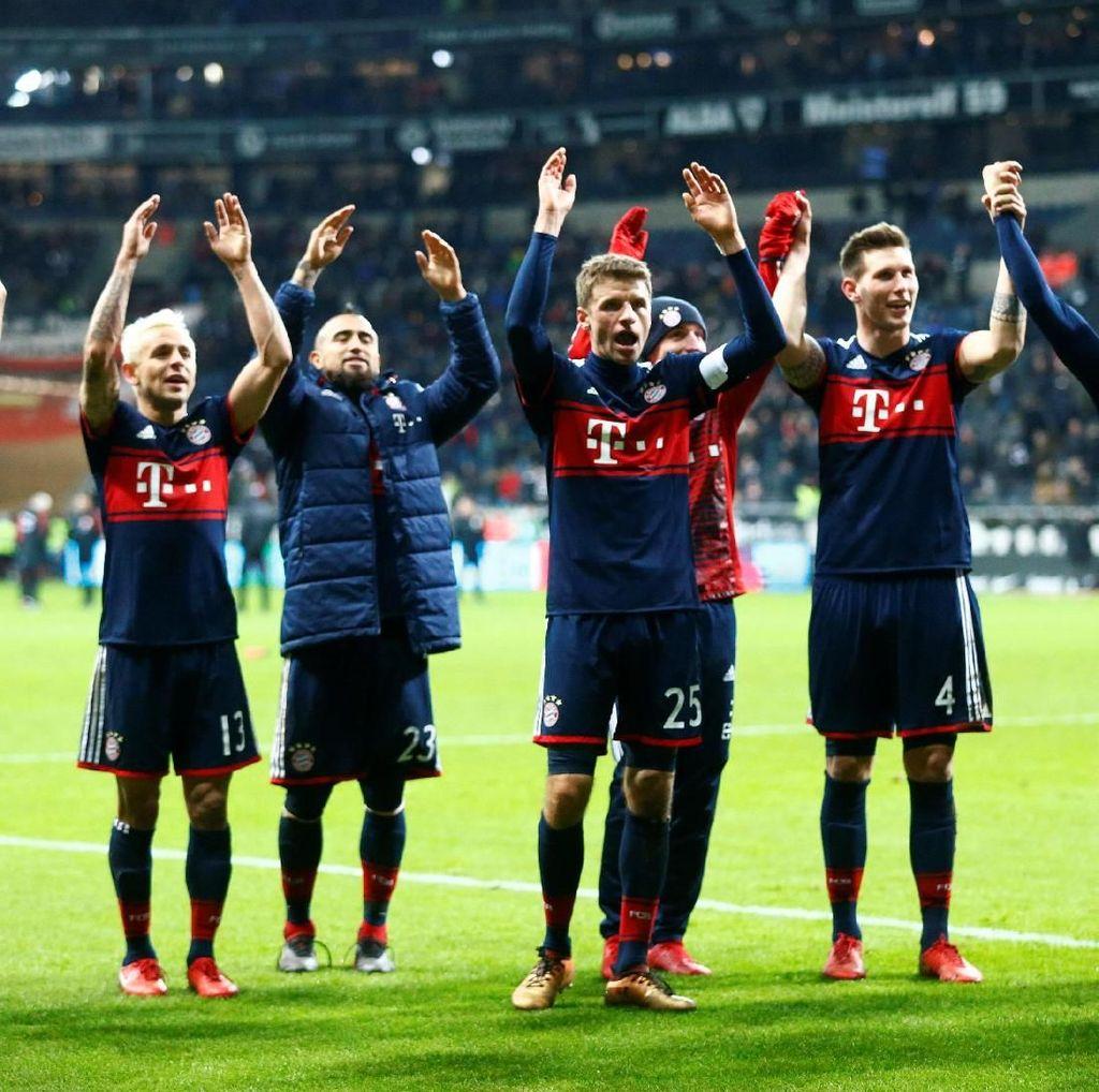 Bayern Juara Paruh Musim, Heynckes: Itu Tak Berarti Apa-Apa