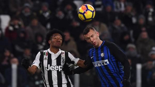 Jadwal Juventus vs Inter Milan Dini Hari Nanti