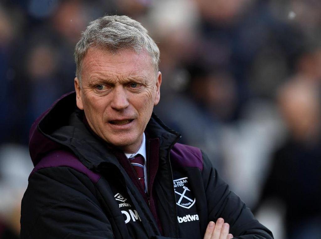 MU Vs West Ham: Moyes Melepas Rindu dengan Old Trafford