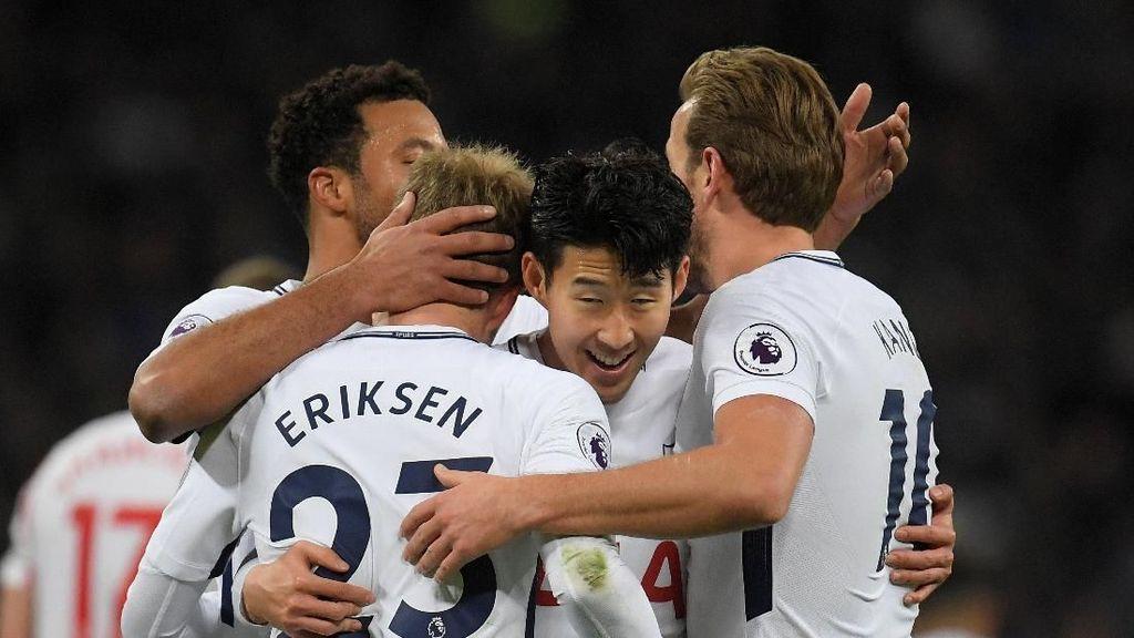 Spurs Bertekad Pulihkan Reputasi di Etihad