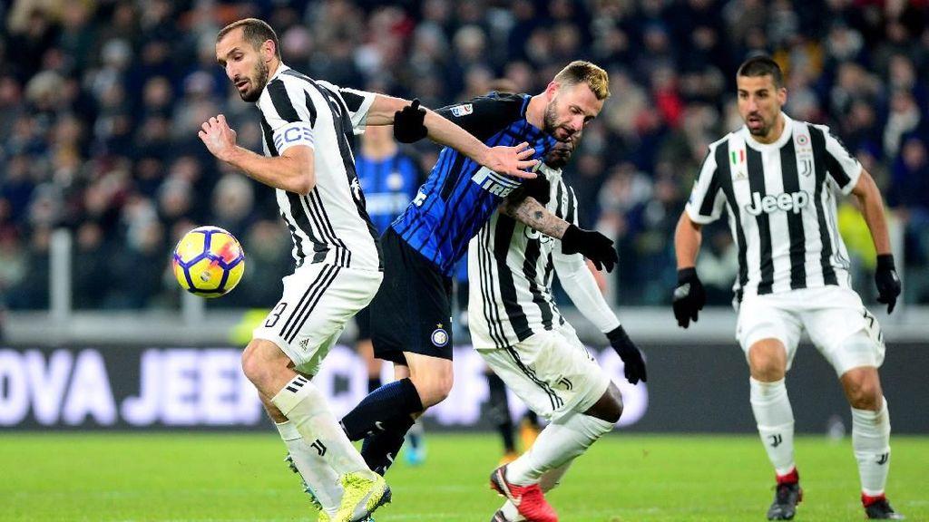 Barzagli: Laga Inter Vs Juve Tak Akan Menentukan Scudetto