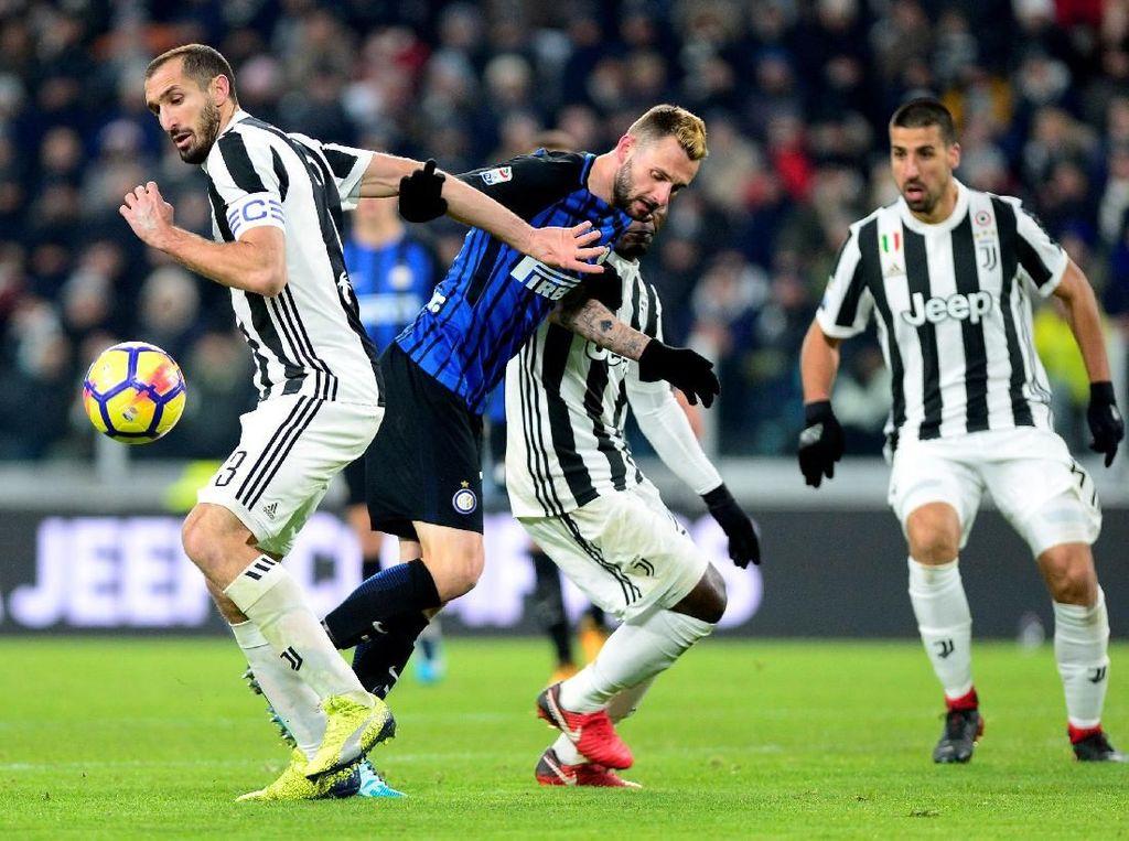 Inter vs Juventus Selalu Spesial di Mata Mourinho