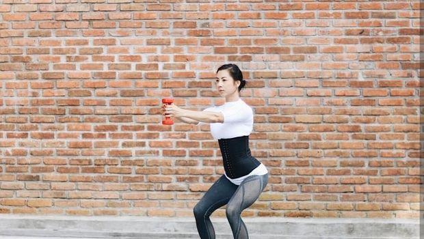Manfaat Ajak Anak Olahraga seperti Dilakukan Jennifer Bachdim