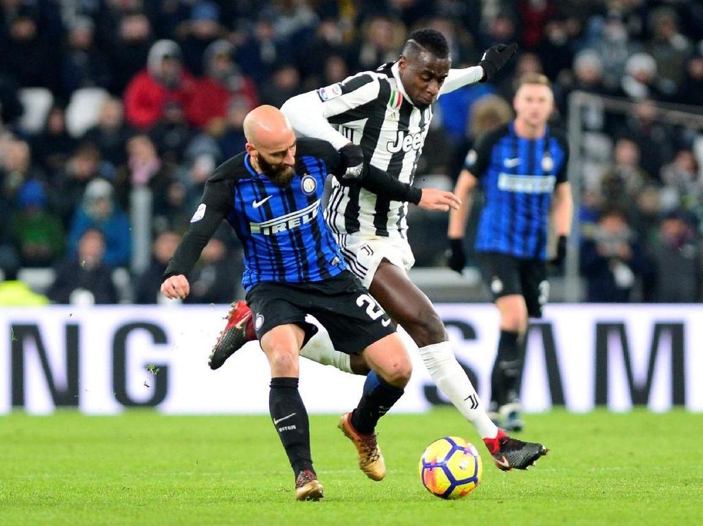 Inter Tak Bisa Manfaatkan Kesempatan, Kesulitan Menyuplai Bola ke Icardi