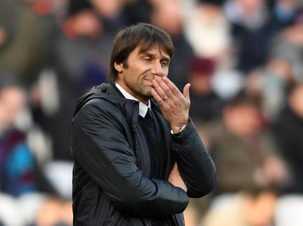 Sudah Menyerah Kejar Gelar Premier League, Conte?