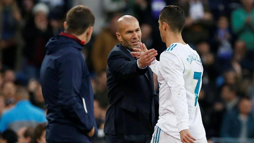 Zidane Tegaskan Misi Madrid Bawa Pulang Trofi