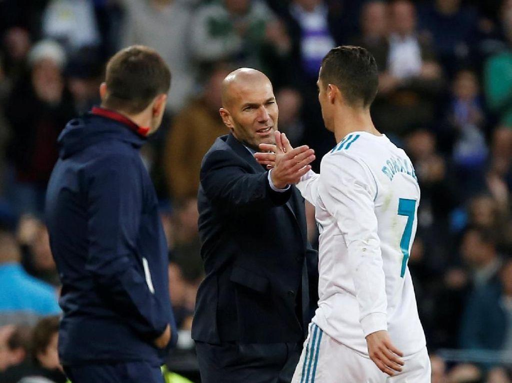 Madrid-nya Zidane Sudah Tembus 300 Gol