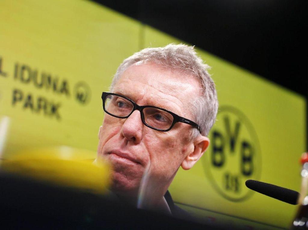 Walau Cuma Enam Bulan, Stoeger Senang Bisa Latih Dortmund