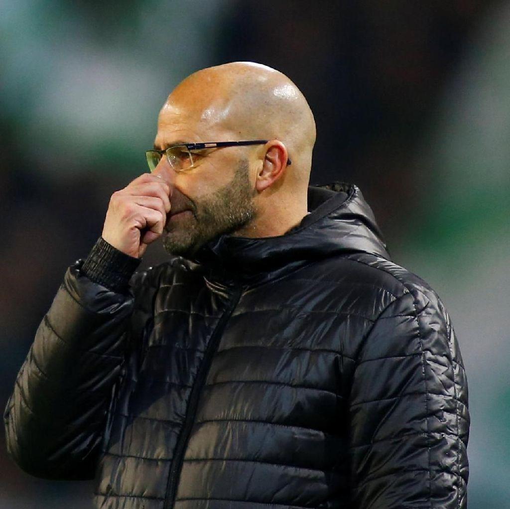 Dortmund Terpuruk, Bosz Sudah Siap Sewaktu-waktu Dipecat