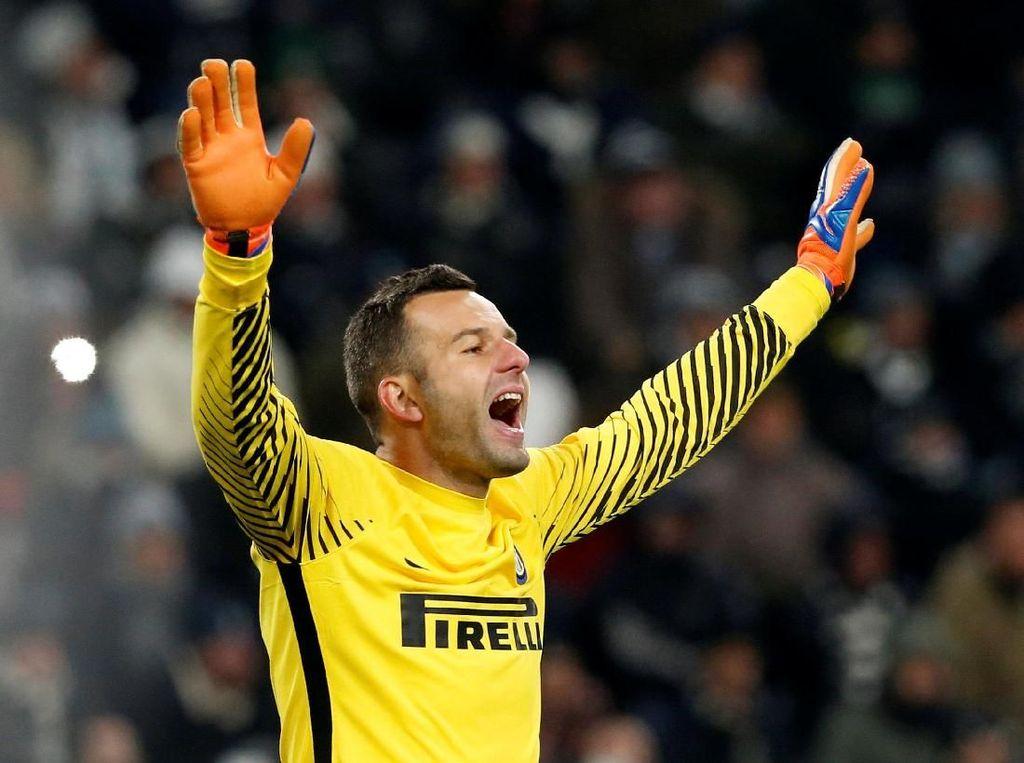 Handanovic: Inter Belum Capai Performa Terbaiknya