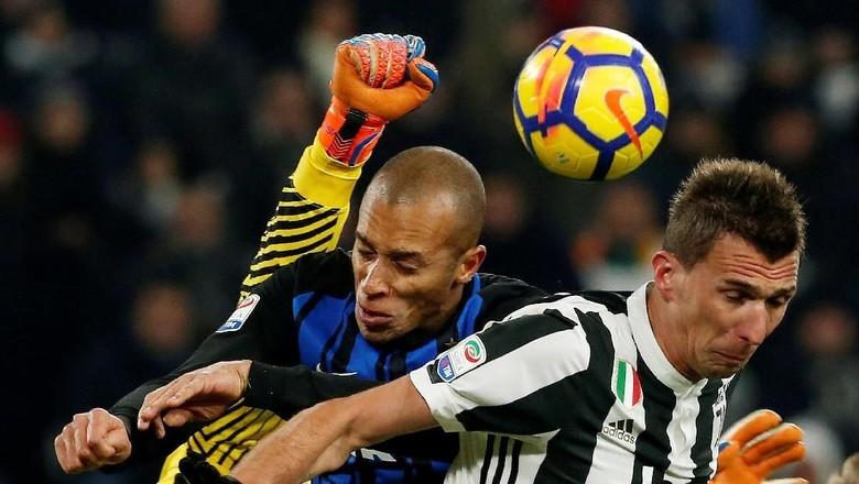 Juventus vs Inter Berakhir Imbang Tanpa Gol