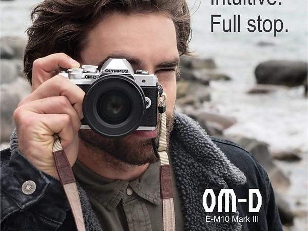 Kamera Olympus OMD E-M10 Mark III Resmi Masuk Indonesia
