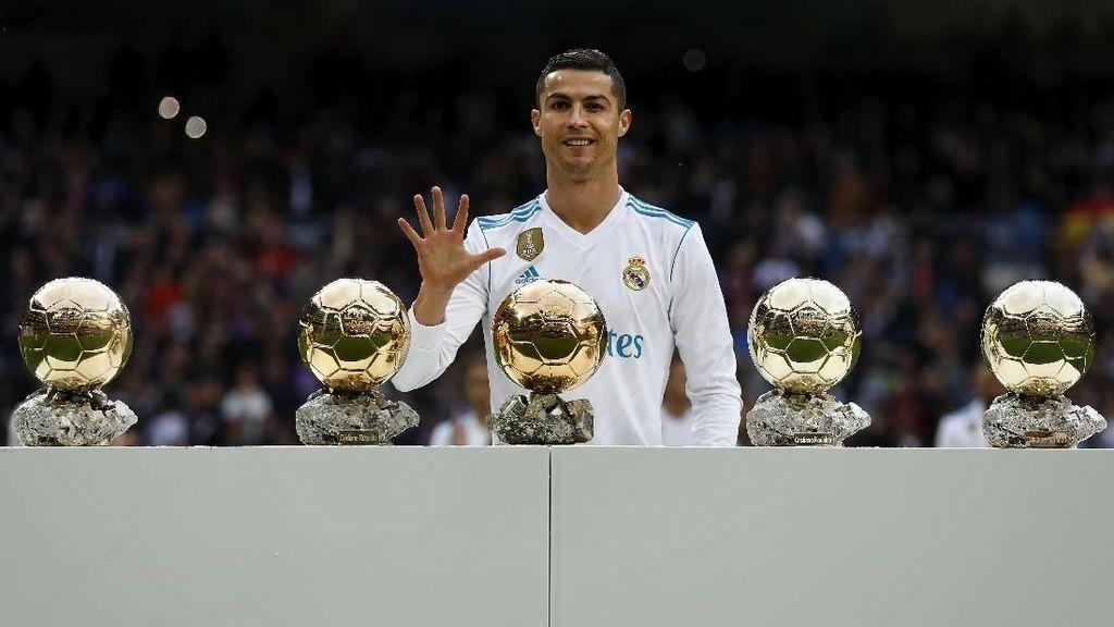 Momen-Momen Sepakbola Terbesar di 2017