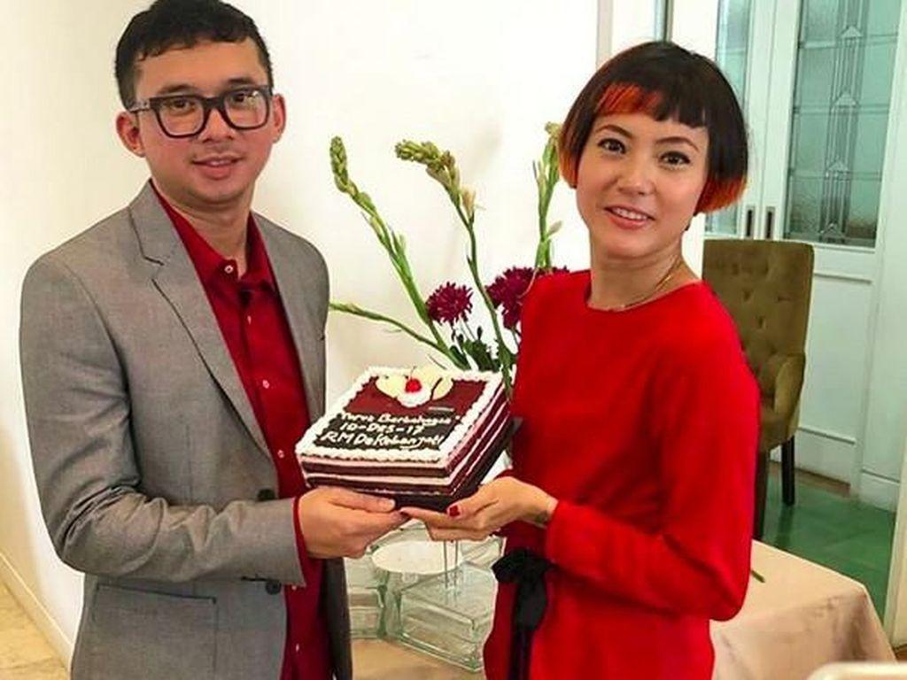 Sudah Dilamar, Poppy Sovia Menikah di Pertengahan 2018