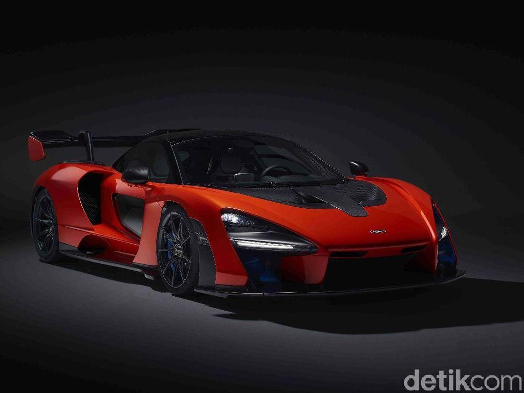 McLaren Setuju Lahirkan Hybrid dan Listrik, tapi Tidak untuk SUV