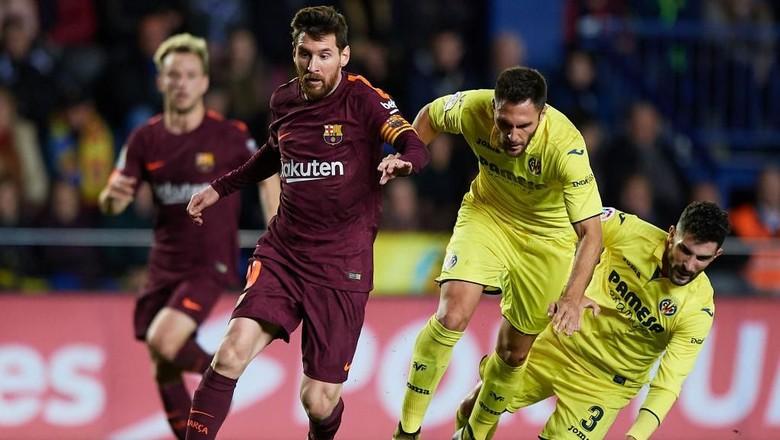 Rakitic: Ronaldo Bagus, Sayangnya Masih Ada Messi