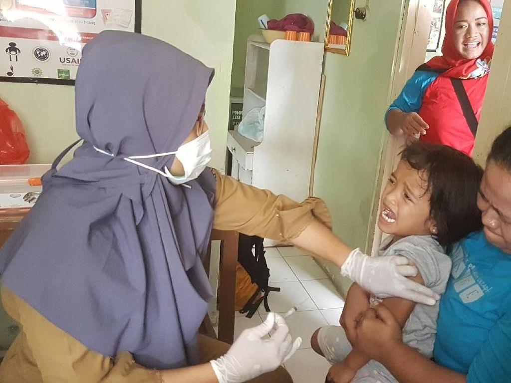 Wabah Difteri di Indonesia Jadi Sorotan Media Internasional