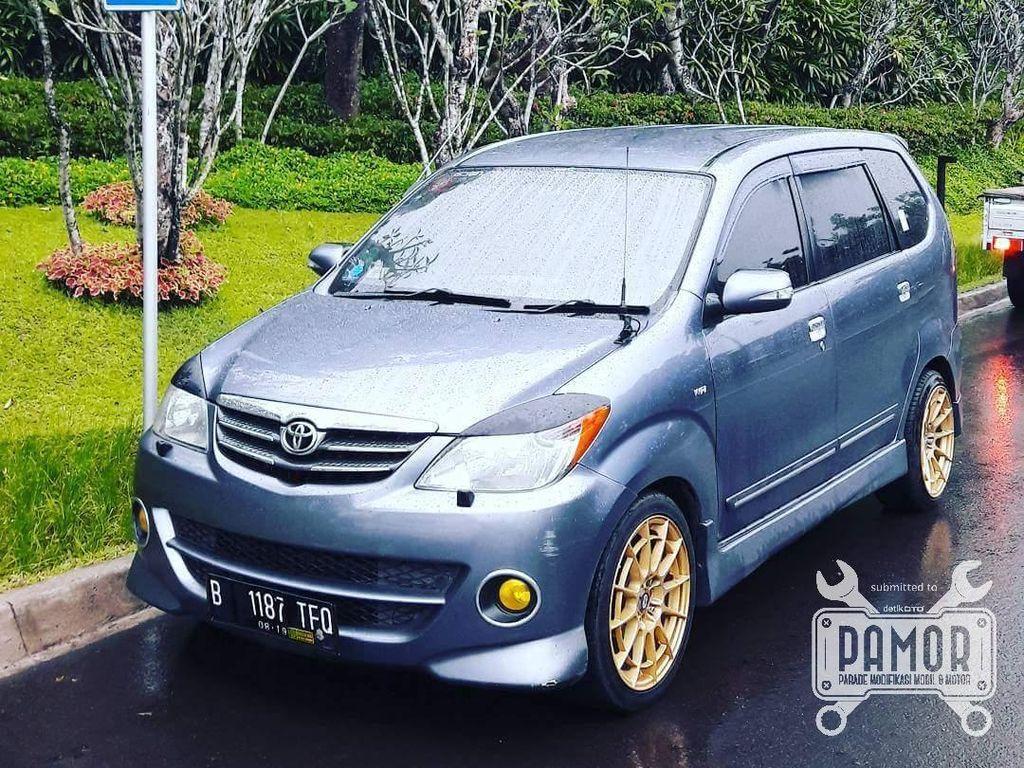 Modifikasi Simple Harian Toyota Avanza