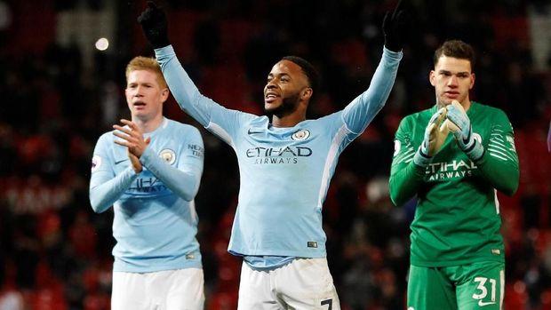 Pemain-pemain kunci sukses Guardiola mengantar Man City jadi juara musim ini